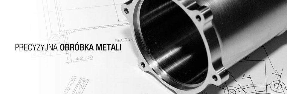 Precyzyjna obróbka metalu